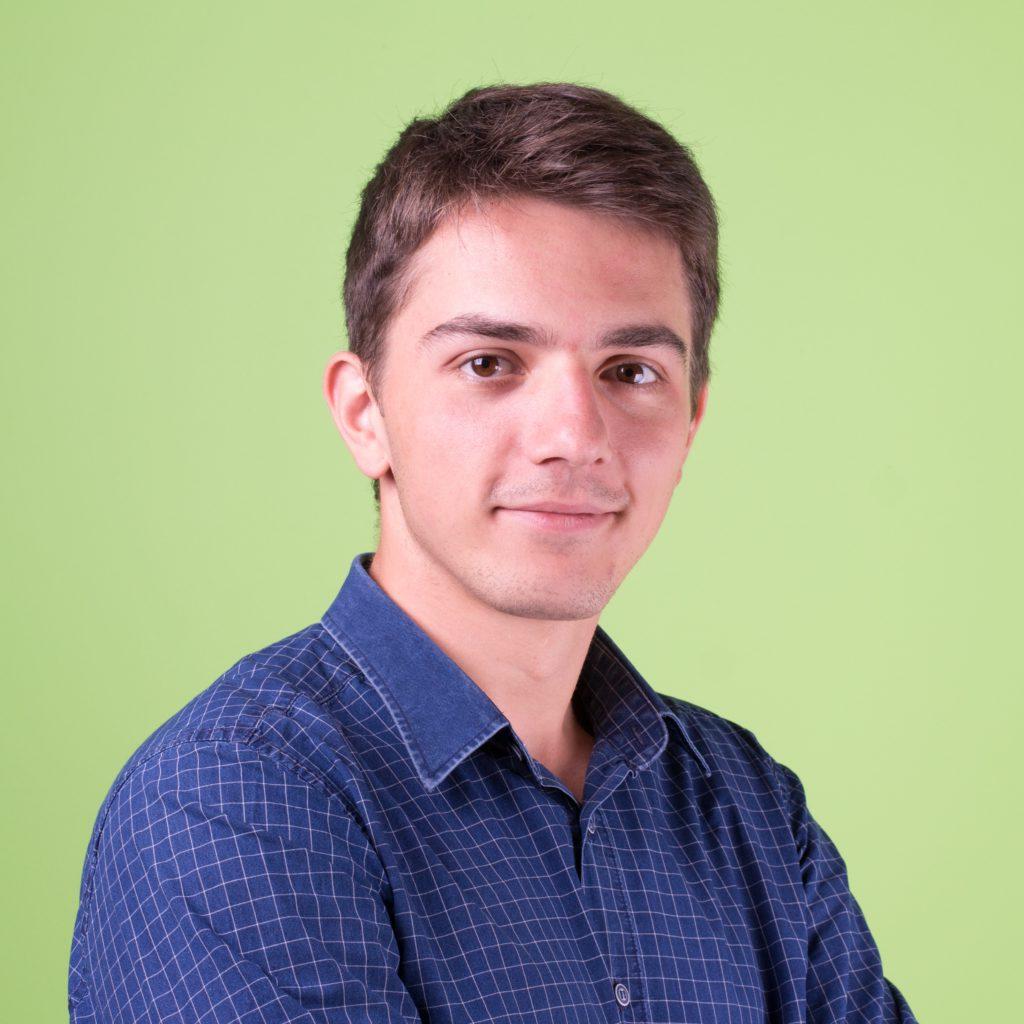It career: Alexander Denchev